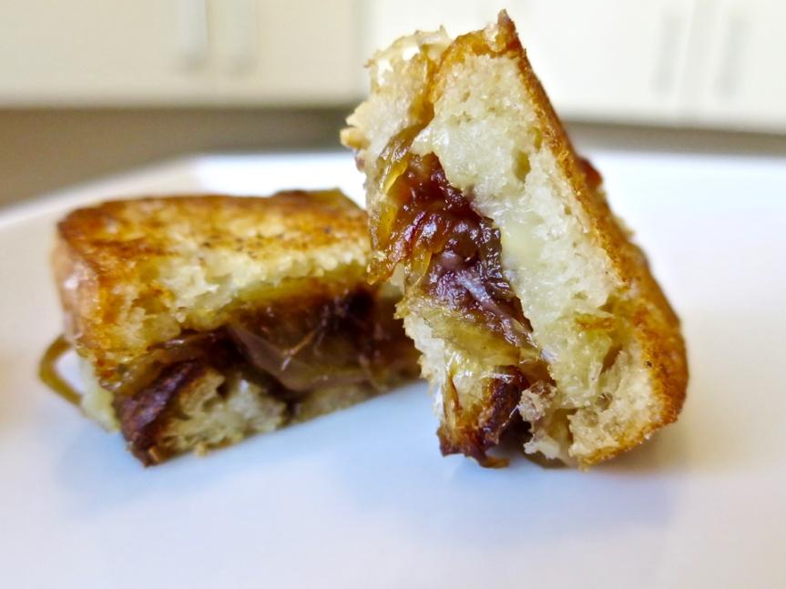Mini Grilled CheeseSandwiches