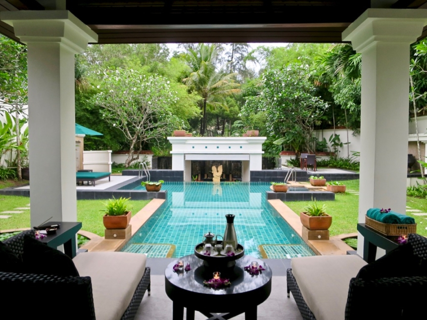 A Luxurious Stay in Phuket – Banyan Tree Spa Sanctuary (Honeymoon Pt. 1)