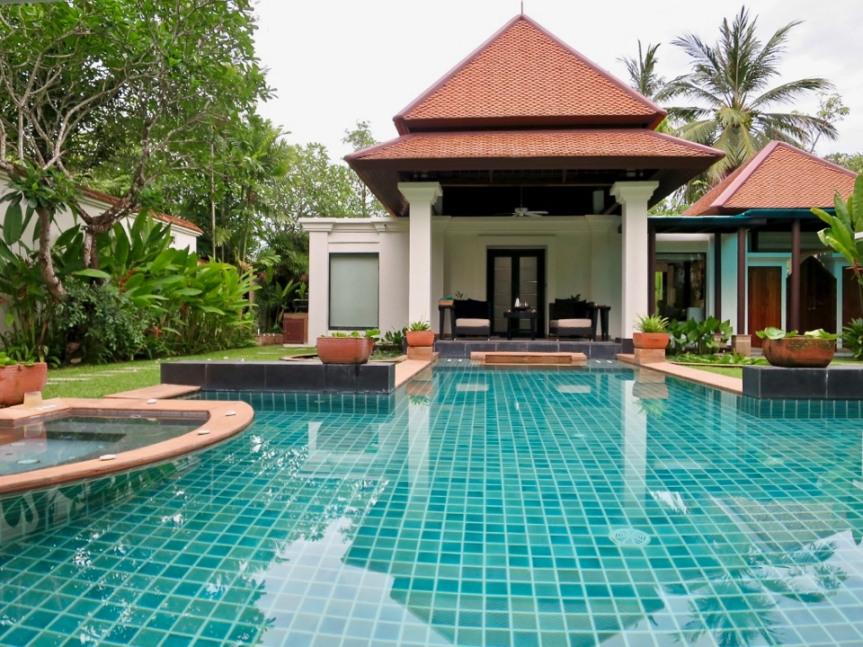 Our spa sanctuary villa
